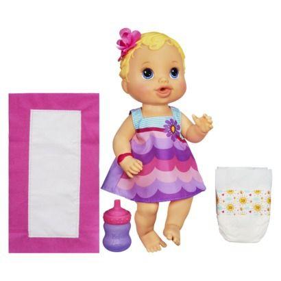Baby Alive Bitsy Burpsy Baby Doll Izabella Pinterest