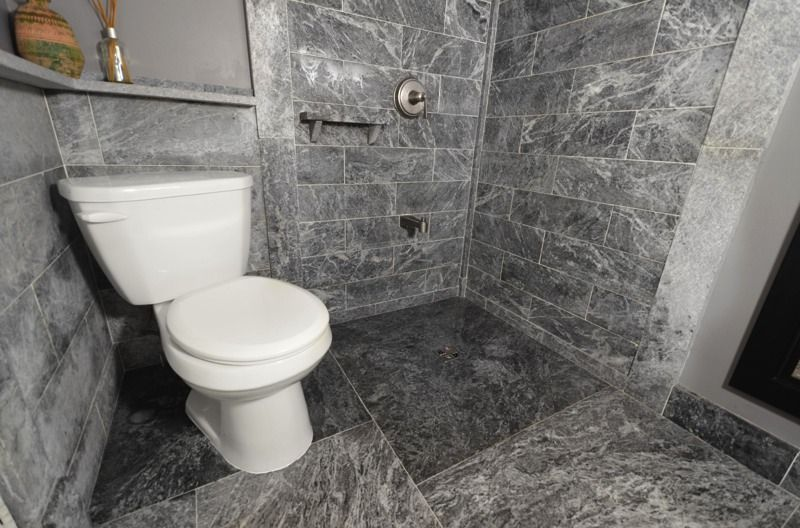 Shower Floors and Shower Bases Canadian Soapstone