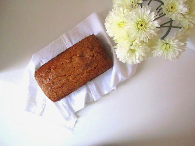 kabocha spice loaf on salvegging