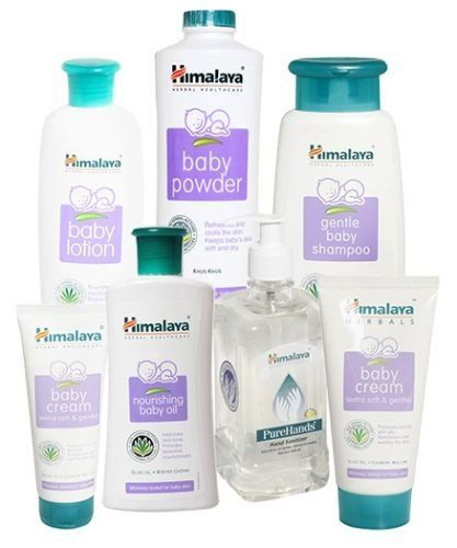 Himalaya Complete Baby Products Combo Set Of 7 Buy Online At Best