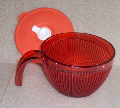 tupperware vent n serve microwave soup