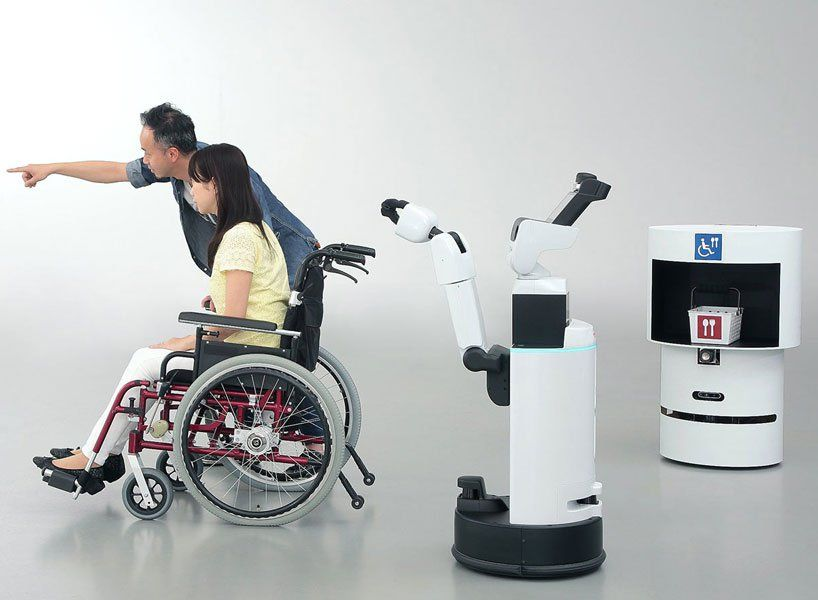 Robots Will Aid Visitors To Their Seats During Tokyo 2020 Olympics With Images Tokyo Olympics