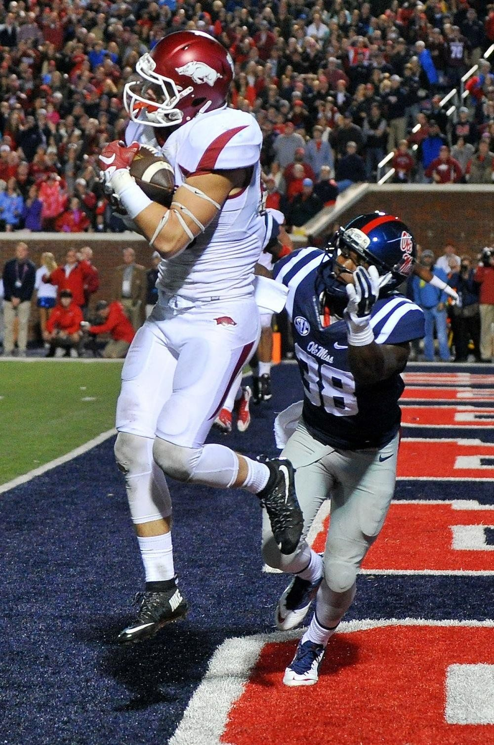 Arkansas at Ole Miss by the numbers: Hogs return to scene ...