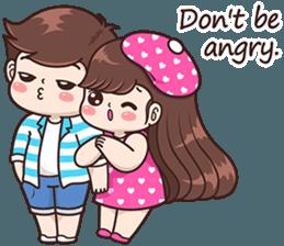 Boobib Sweet Day (English Ver.) – LINE stickers   LINE STORE