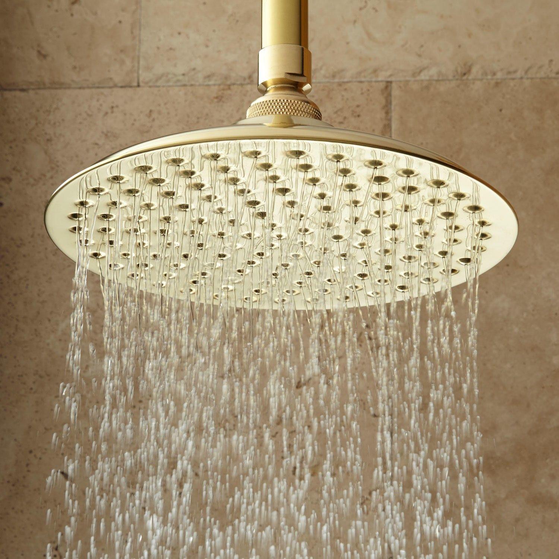 Bostonian Ceiling Mount Rainfall Shower Bathroom Rainfall Shower Head Rainfall Shower Shower Heads