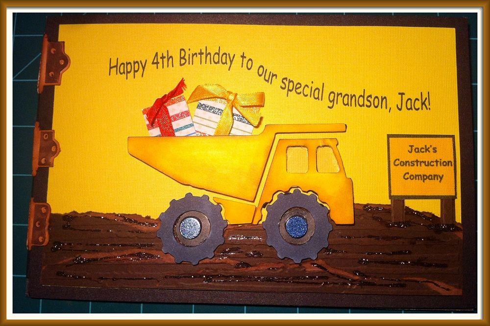 Frame IMG 3809 4 Year Old Boy Birthday Cards For Boys Three Olds