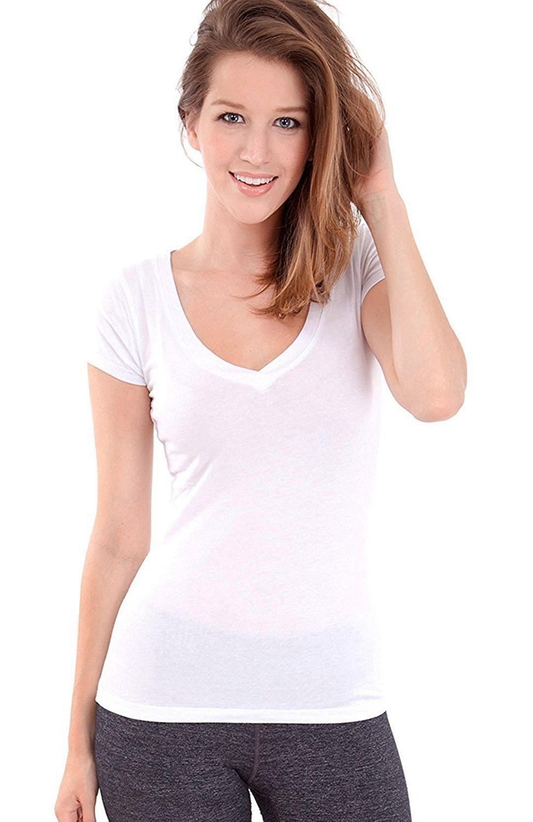 white t shirt dress walmart