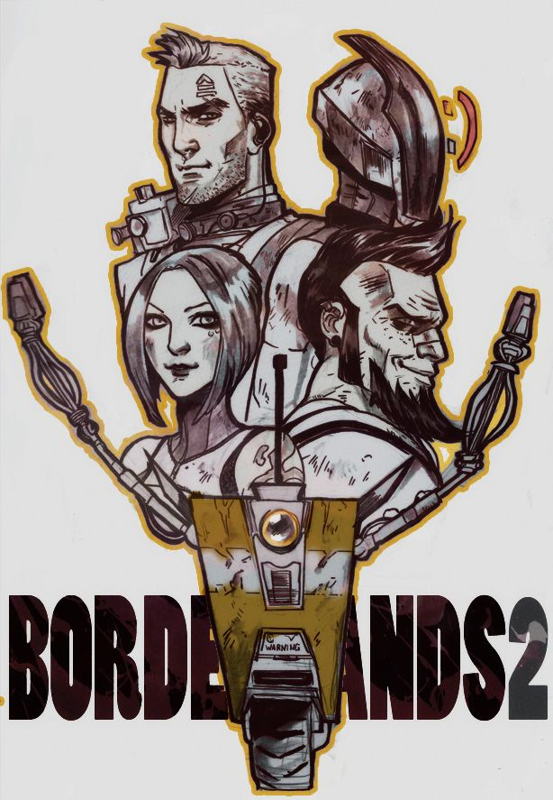 f81d958b2e52a828628556ee88313413 borderlands 2 by milch tuete anjakes milch tuete tumblr com