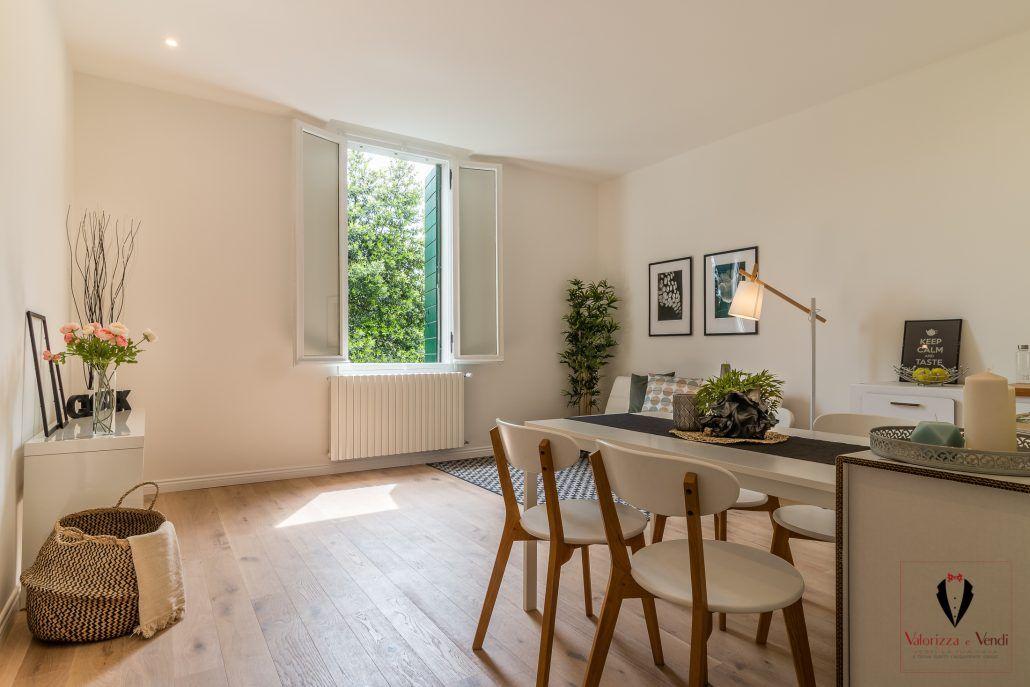 Appartamento in vendita in via Volturno a Padova