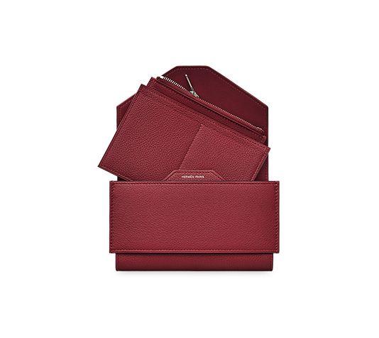 56f8a2d47edf Hermès Passant portefeuille   ⚜ HERMES ⚜   Pinterest ...