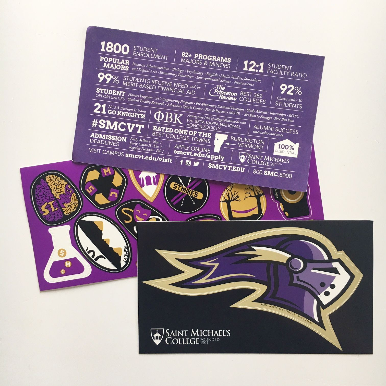 Click for our tips on the best custom stickers for schools colleges this is a custom vinyl sticker sheet with back copy produced by websticker for st