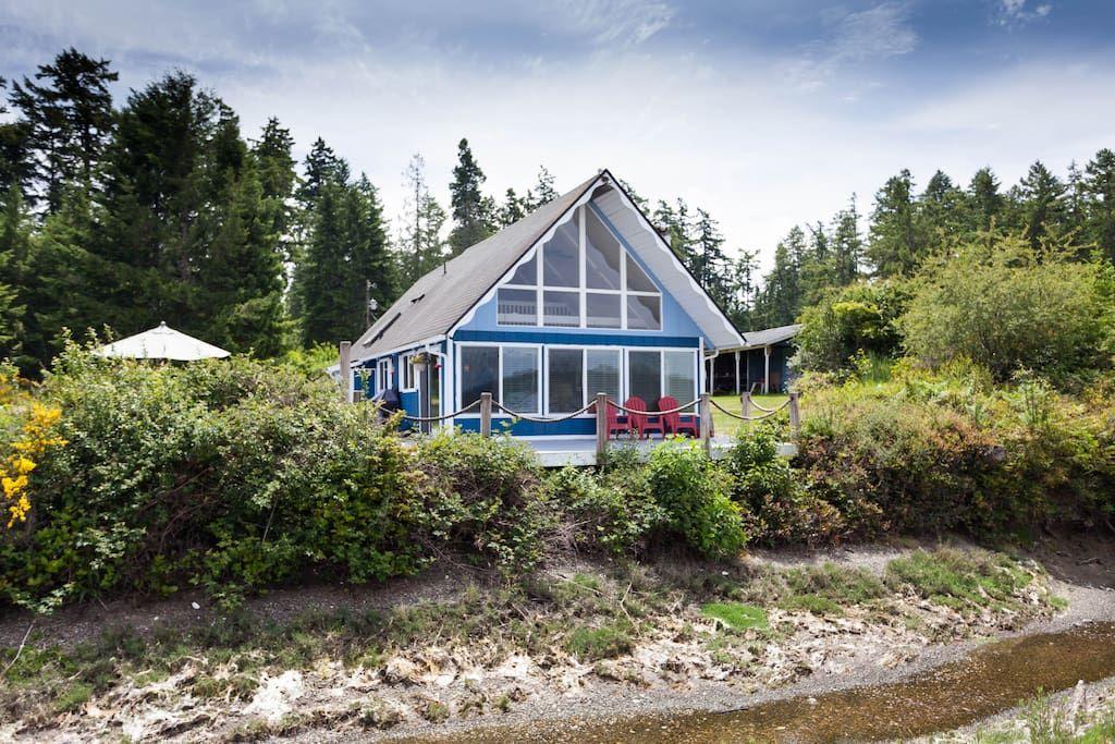 Anderson Island, WA | $200/night | Vacation home, Condo, Condo rental