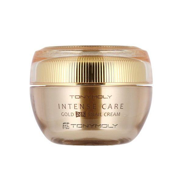 Tony Moly Intense Care Gold 24k Snail Cream Tony Moly Cream Online Shopping Sale Koreadepart Snail Cream Cream Tony Moly