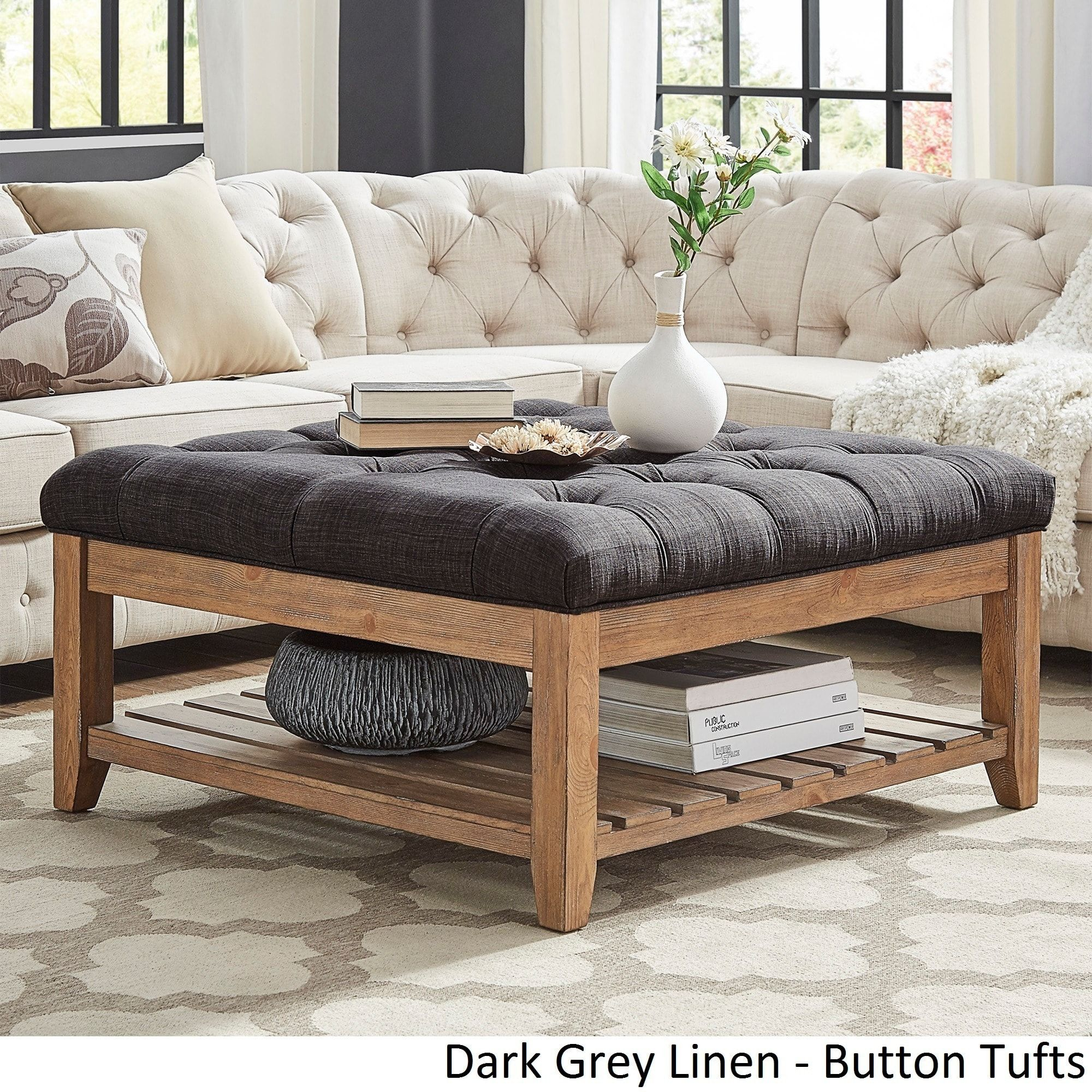 Overstock Com Online Shopping Bedding Furniture Electronics Jewelry Clothing More Storage Ottoman Coffee Table Coffee Table Ottoman Coffee Table [ 2000 x 2000 Pixel ]