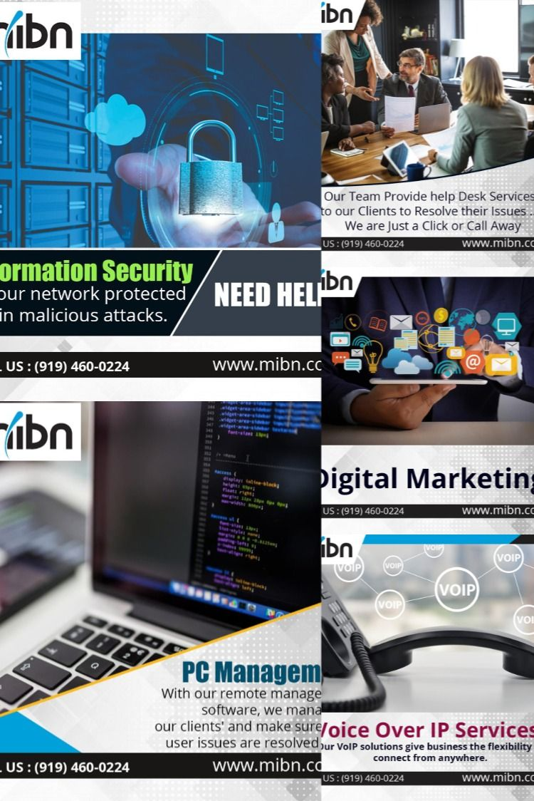 Digital marketing and cyber security in 2020 managed it