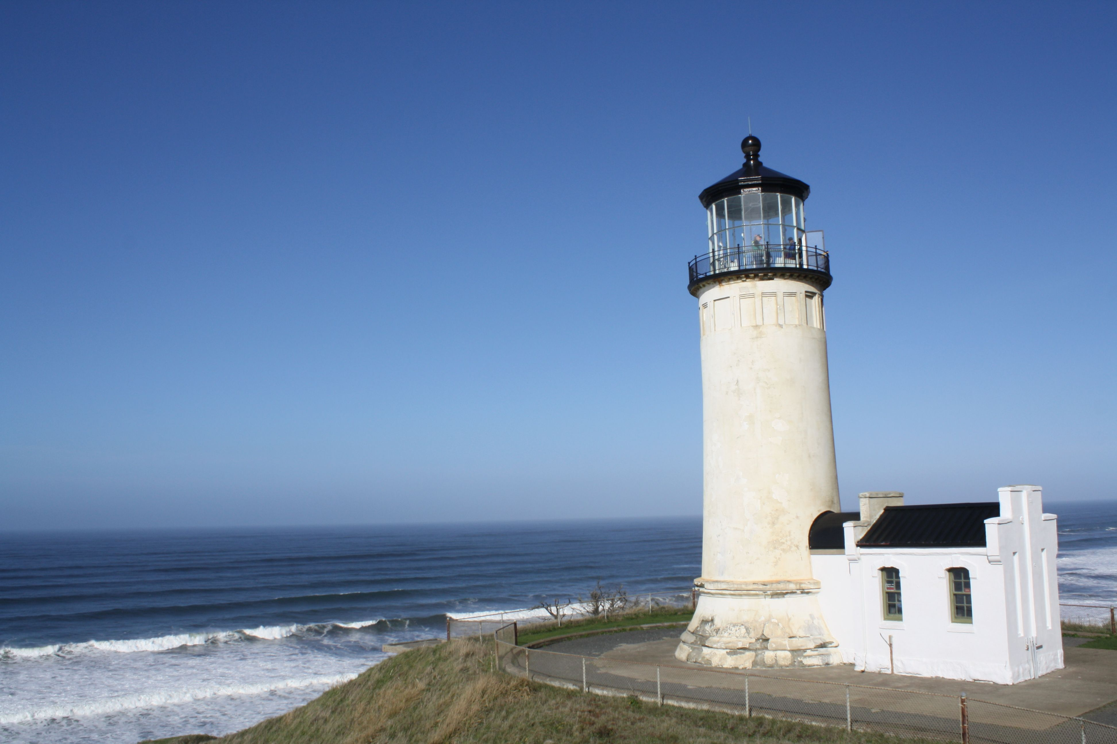 Lighthouse, Cape Disappointment State Park, WA State