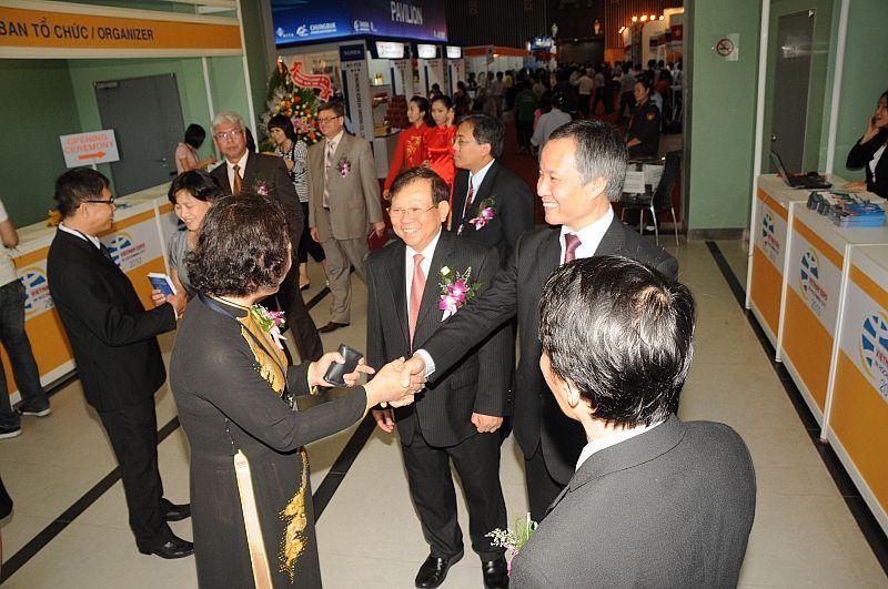 2/12-5/12: Hội chợ Thương mại Quốc tế Việt Nam lần thứ 13 tại TP Hồ Chí Minh