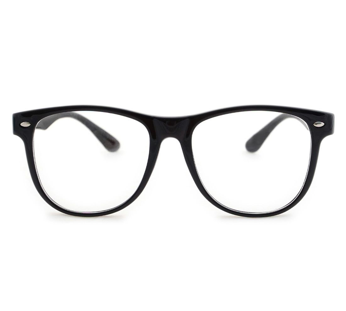 7f688ec92c2 Korean fashion eyewear for men and women. Classic retro oval clear lens  eyeglasses. Stylish