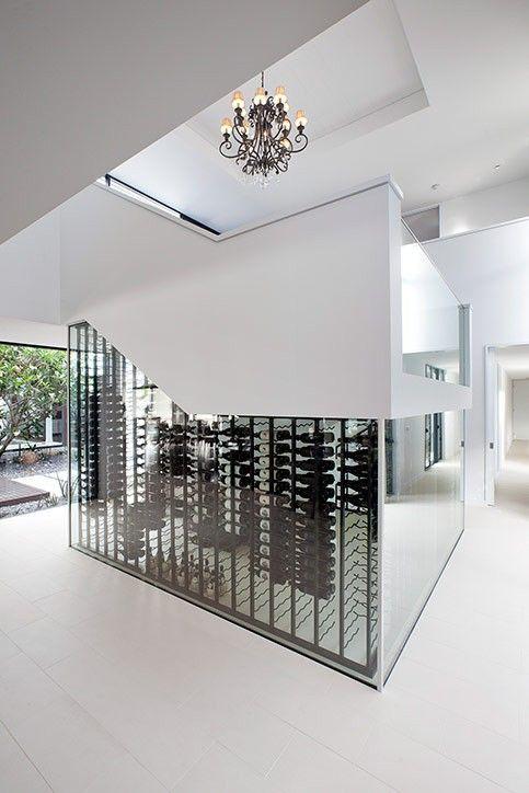 14 bodegas espectaculares en casas art culos articles - Bodegas en casa ...