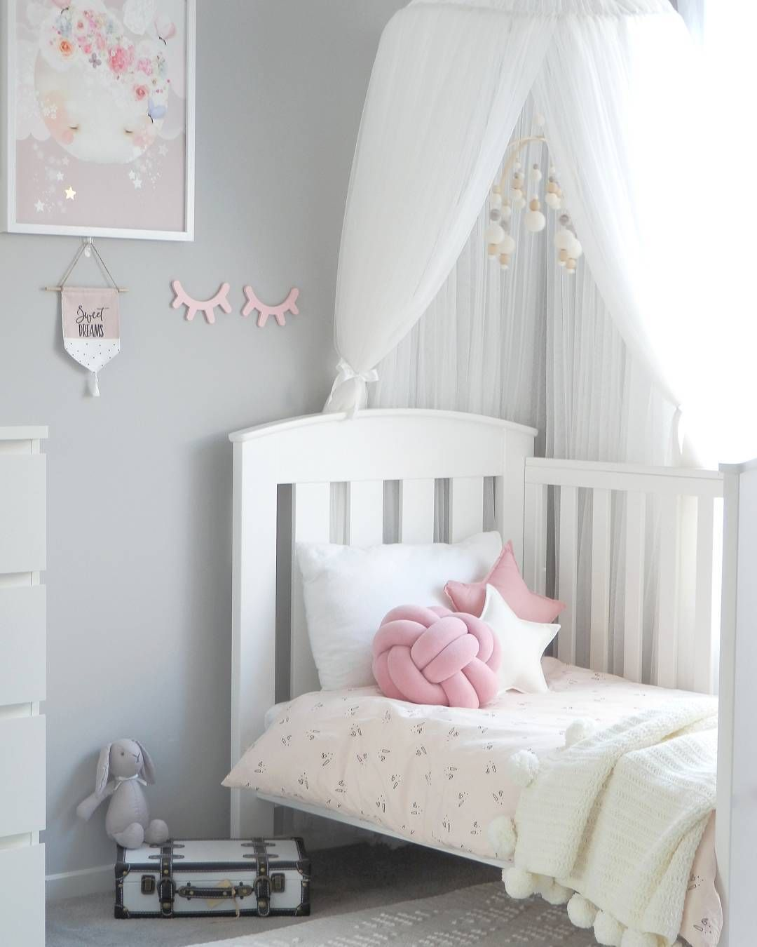 Beautiful Girls Room Inspo woolandwillow featuring Spinkie