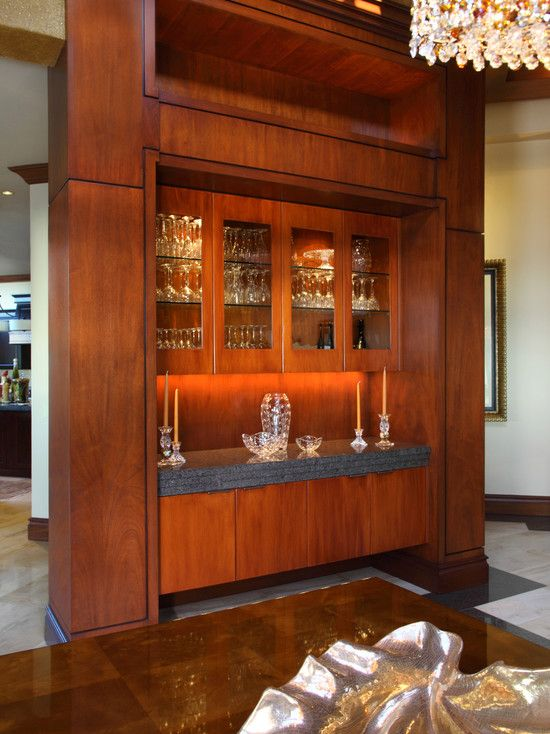 Dining Room Decor Design Among Luxury Chandelier Completed With Wooden Storage Also Glass Cupboard Door Ritz Cove Remodel