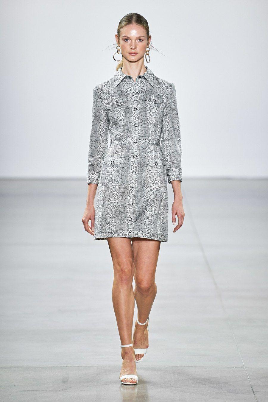 Elie Tahari Spring 2020 Ready To Wear Fashion Show With Images Fashion Spring Collection Fashion Ready To Wear