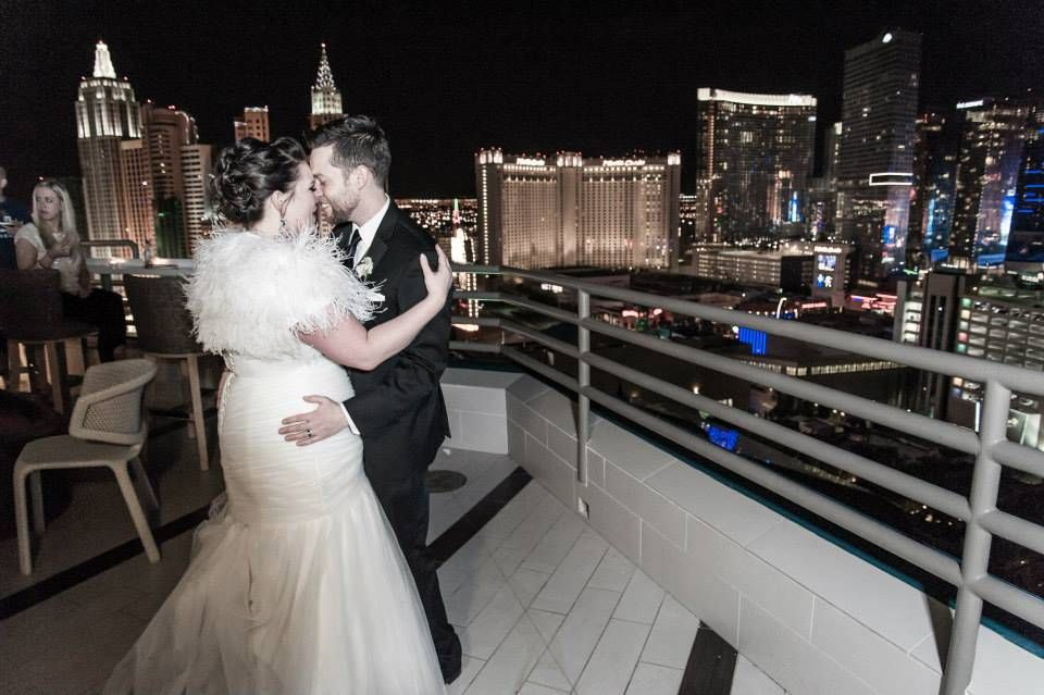 Krista And Austins Modern MGM Grand Suite Reception From Tyler Freear Photography Our WeddingWedding VenuesWedding ReceptionWedding PhotosLas Vegas