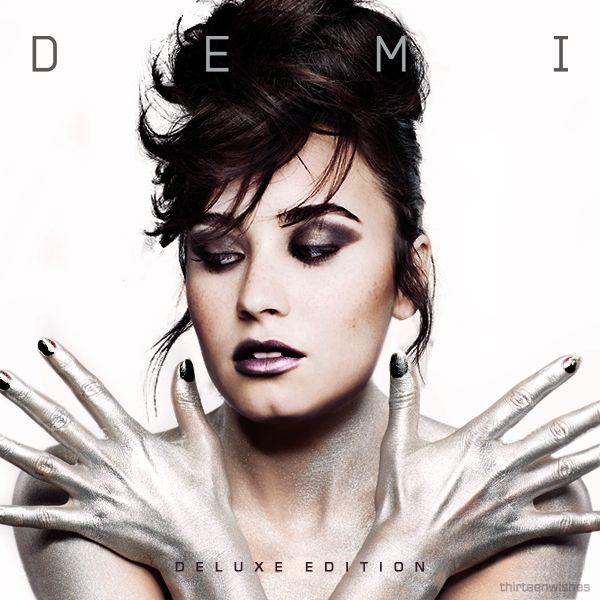 Demi Lovato - Deluxe Edition Of Demi: Cover