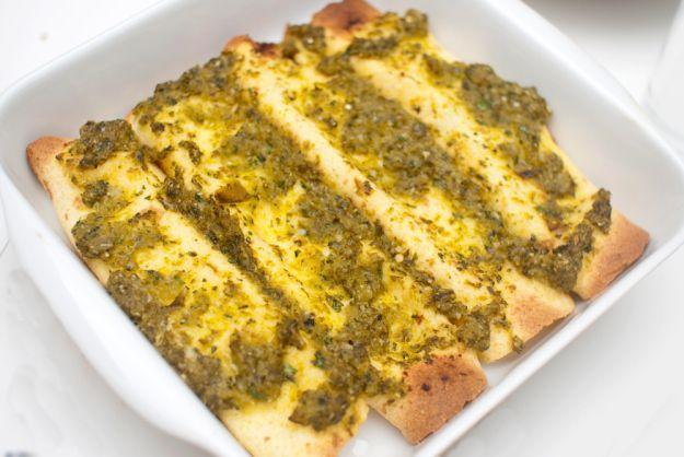 veganske enchiladas med tofu