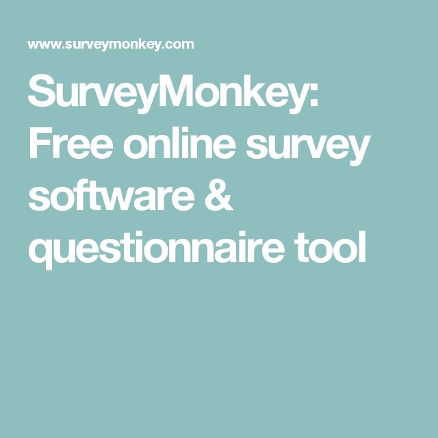 Surveymonkey How To Use It