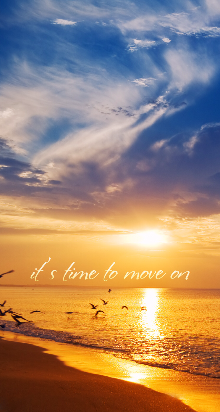 It S Time To Move On Sirenreference Nature Wallpaper Beach Pictures Iphone Wallpaper