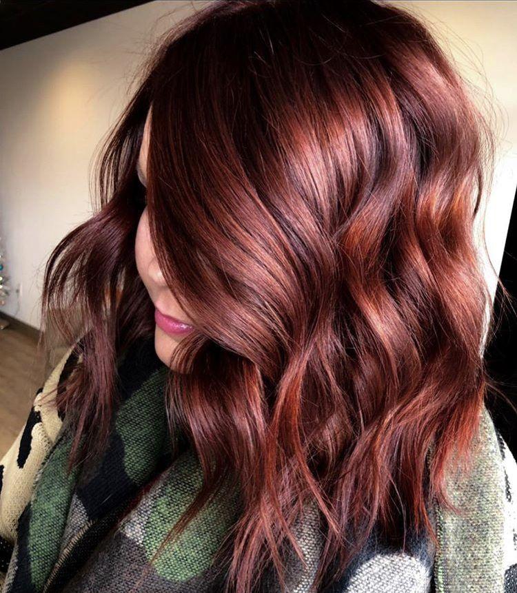 I Need This Color Hair Styles Short Hair Balayage Hair Color Auburn