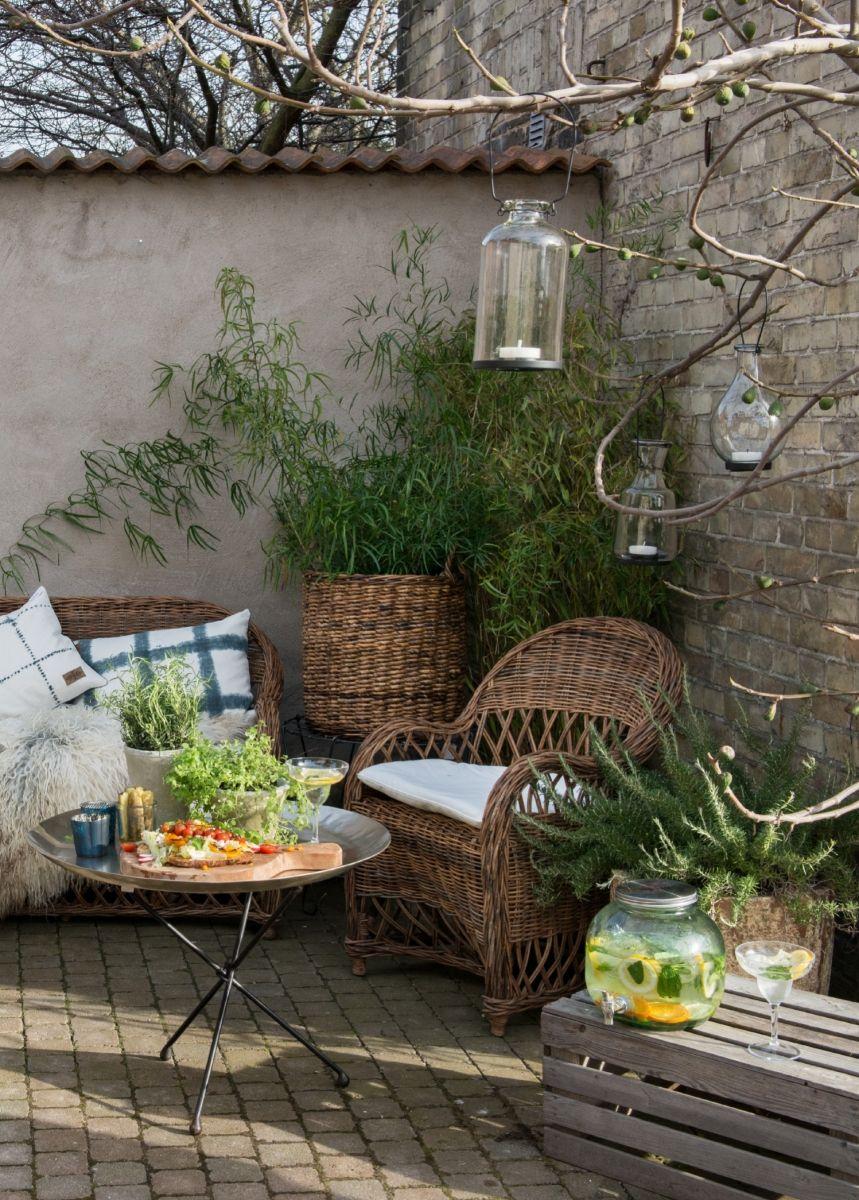 Atmosphères d\'automne et d\'hiver par Affari | Outdoor living ...