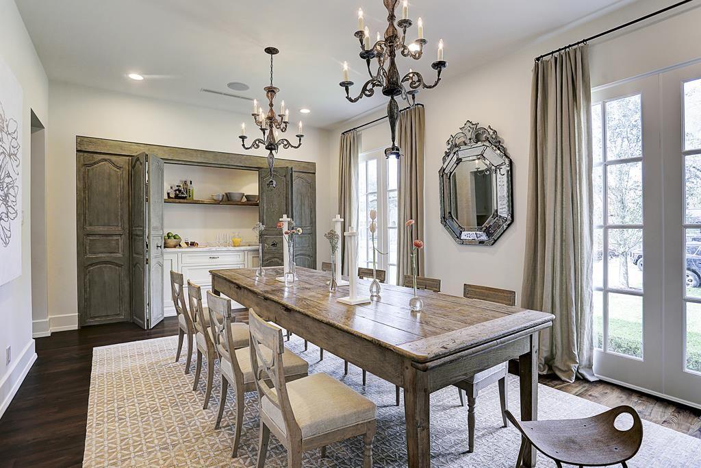 4603 Waring Houston Tx 77027 Photo Formal Dining Room 23 X13