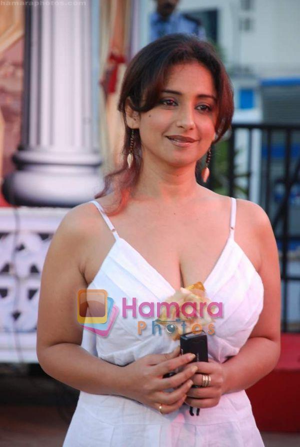 hot cleavage dutta Divya