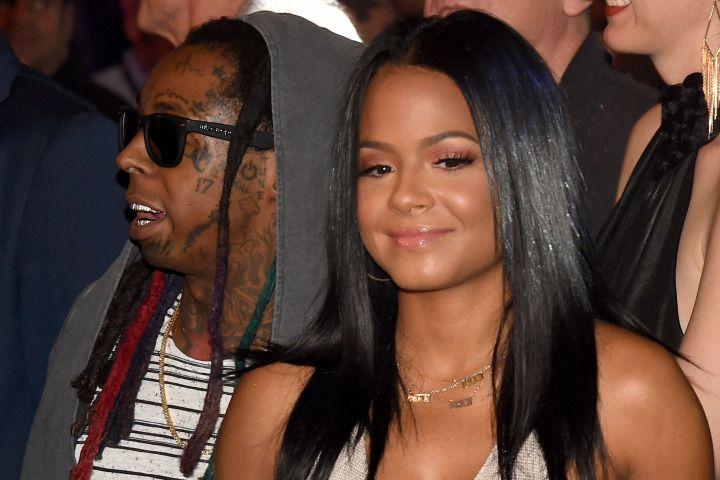 On Lil Wayne dating Christina Milian