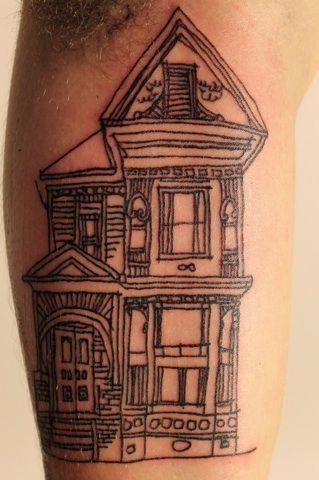 tattoo by Brucius: