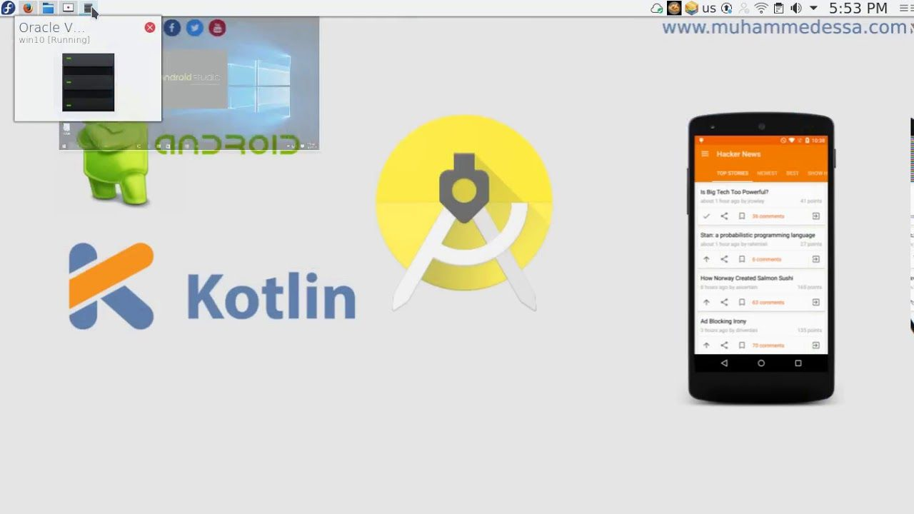 شرح 2 Kotlin Android Studio 3 Windows Install Https Ift Tt 2upyigu درس كوتلن محمد عيسى Electronic Products Phone Android