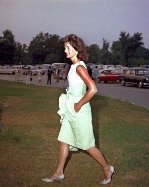 Jackie Kennedy Shoes: The Weird Thing You Never Noticed Jackie Kennedy Did With