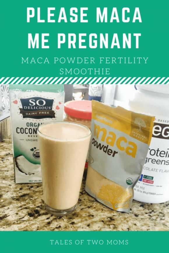 Bitte Maca Me Pregnant Smoothie #breastfeeding #breastfeeding #smoothie   – Breastfeeding