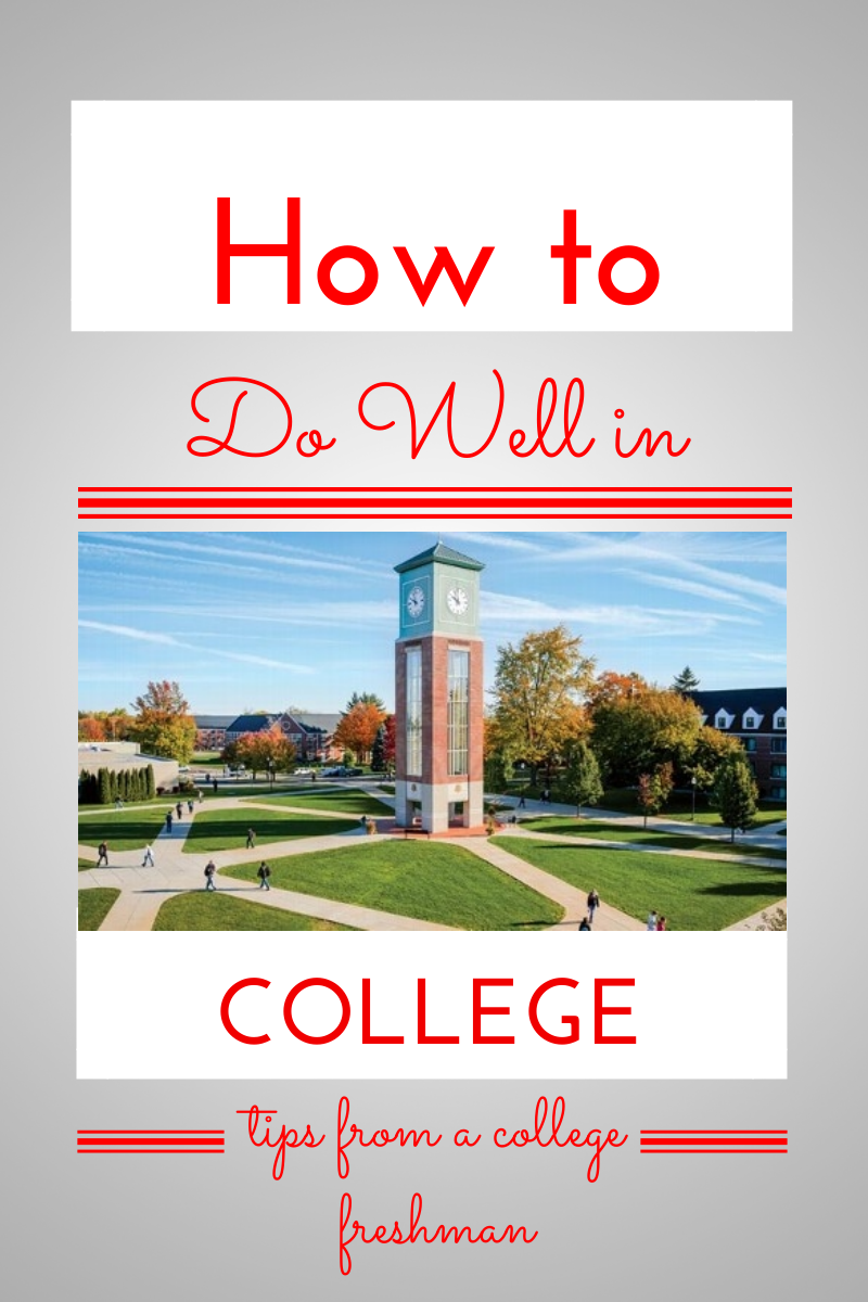 tips for surviving college