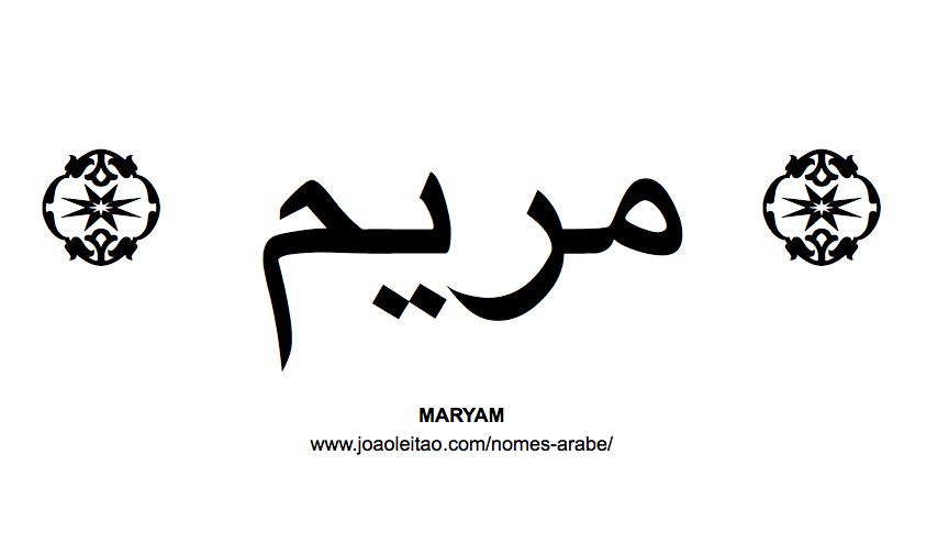 Nomes arabes femininos