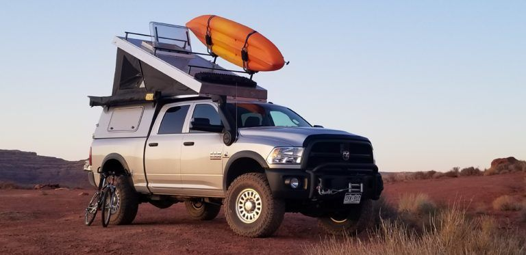 Summit Truck Topper | AT Overland | camping | Truck toppers