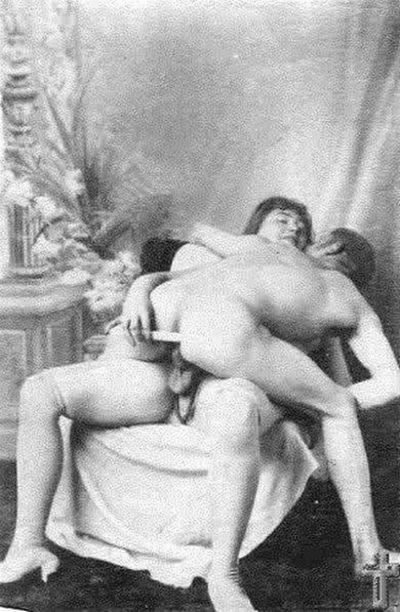 Victorian gay pornography