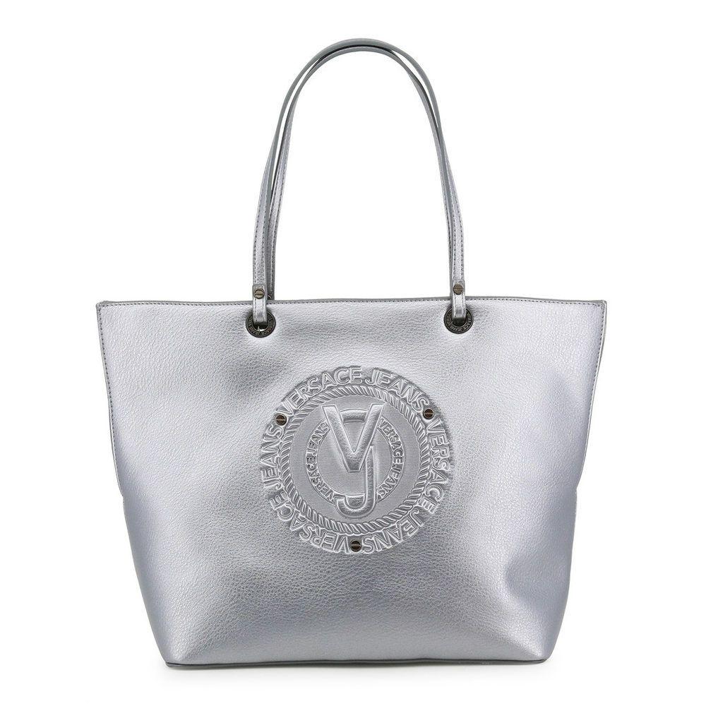 Versace Jeans Large Silver Purse  fashion  clothing  shoes  accessories   womensbagshandbags (ebay link) 38de5d0c7b