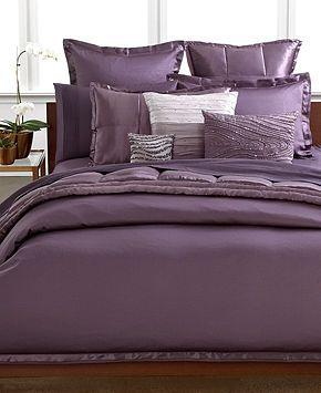 Donna Karan Bedding Modern Classics Haze Collection Bedding - Donna-karans-modern-classics-bedding-collection