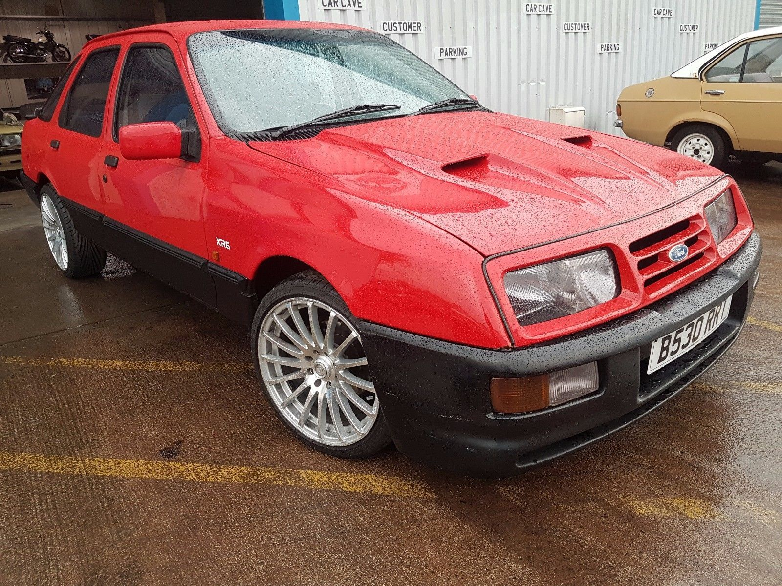 1985 Ford Sierra 3 0 Xr6 Uk Registered Very Good Condition