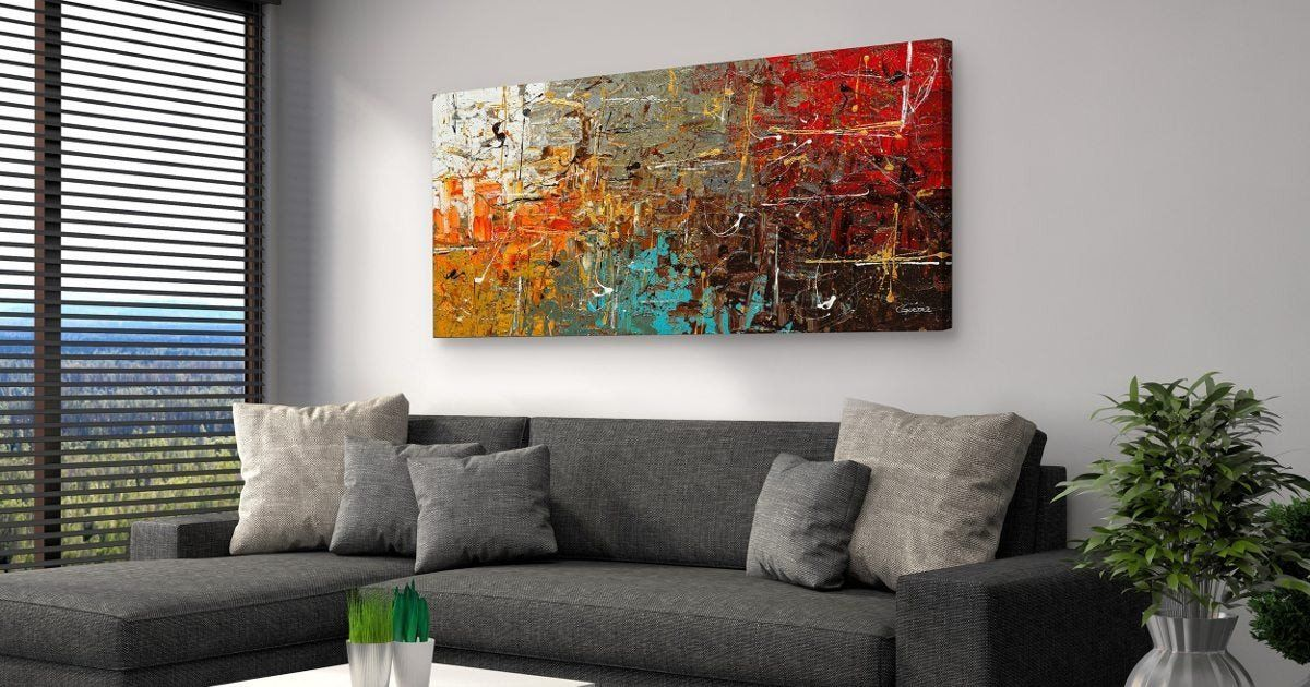 Nice Paintings For Living Room How To Choose The Best Wall Art For Your Home Overstock In 2020 Wall Art Living Room Living Room Paint Living Wall Art #nice #paintings #for #living #room