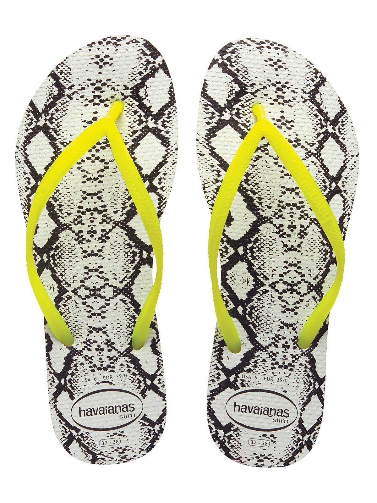 f82f8077f Flip-flops - Hello Summer. Havaianas Yellow