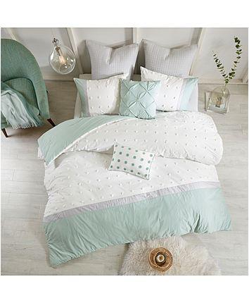 Urban Habitat Myla Cotton 7 Pc King California King Comforter Set Reviews Bed In A Bag Bed Bath Macy S In 2020 Comforter Sets Duvet Cover Sets King Size Duvet Sets